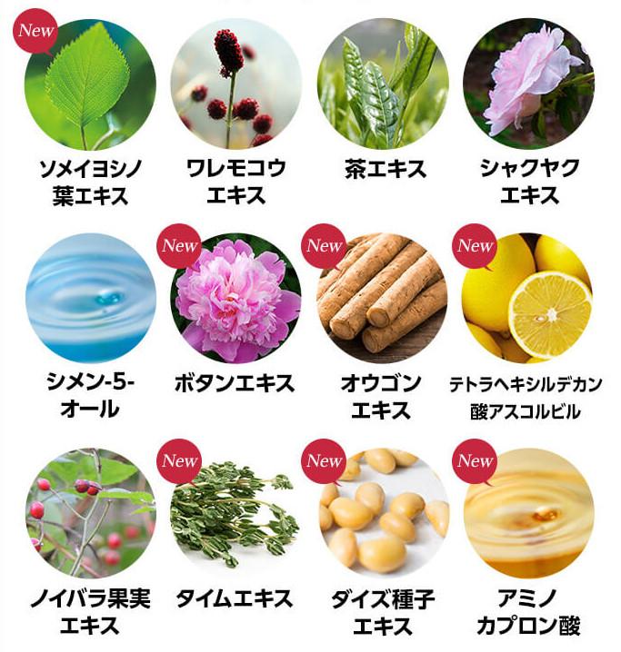 サラフェの植物エキス